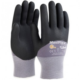 PIP ATG 34-875 MaxiFlex Ultimate Gloves - 3/4 Coat Nitrile Micro-Foam - Gray Color (1 DZ)