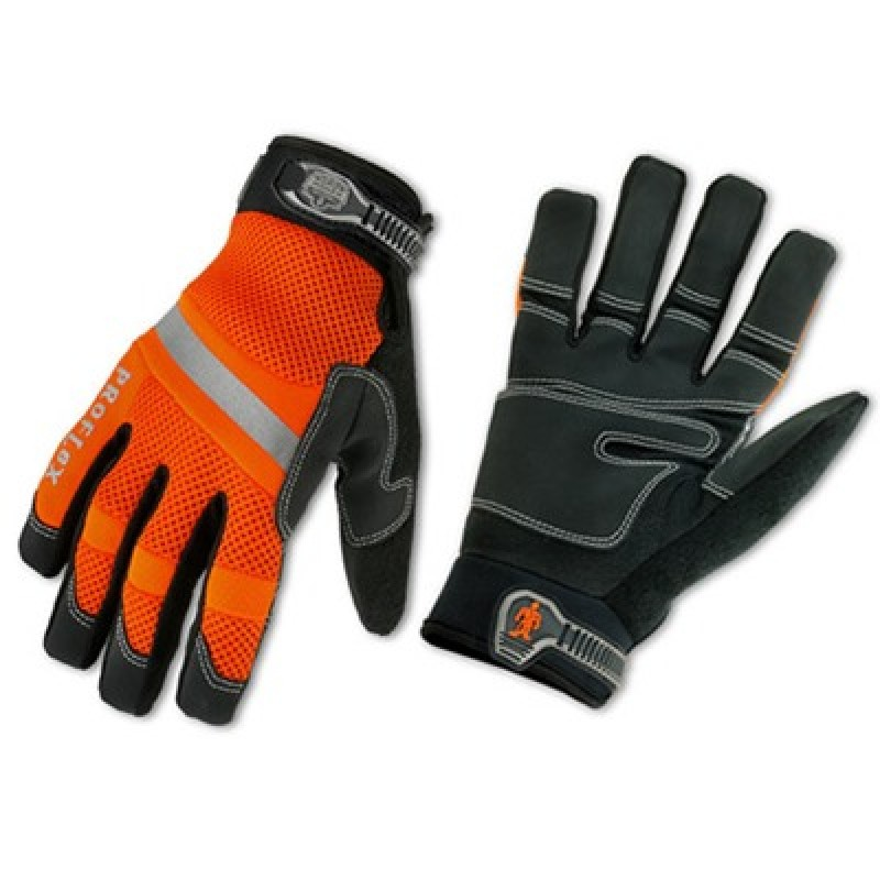 ProFlex 876P Hi-Vis Thermal Waterproof Gloves