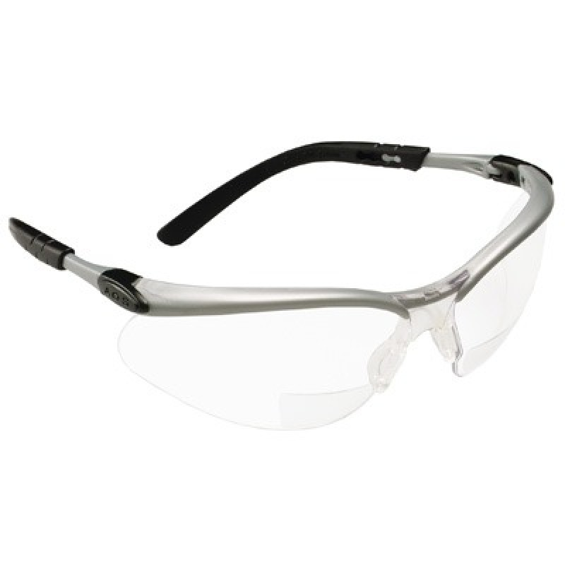 AO Safety BX Bifocal Safety Glasses - Clear Lens