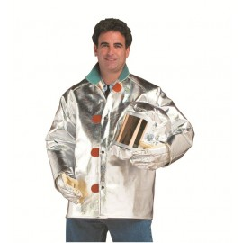 "7oz Aluminized PBI 30"" Jacket"