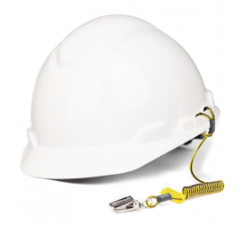 3M™ DBI-SALA® Hard Hat Coil Tether 1500061, 10 EA/Case