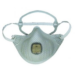 Moldex EZ-ON Particulate N95 Respirator Ventex Valve Medium/Large 10/Bag