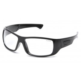 Pyramex  Furix  Black Frame/Clear AntiFog  Safety Glasses  12/BX