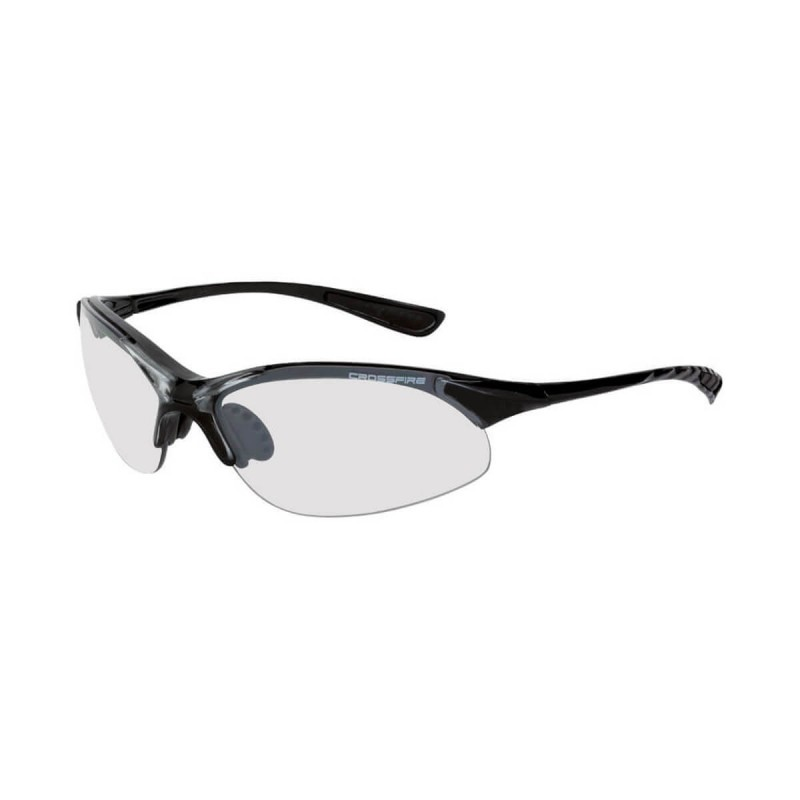 Radians Cobra - Indoor/Outdoor lens / Crystal black frame Safety ...