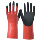 Armor Guys ChemiFlex Glove Red Color - 12 Pairs