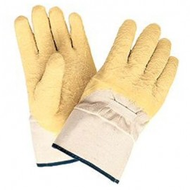 Rubber Coated Rough Textured Glove