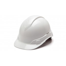 Pyramex HP46110 Ridgeline Hard Hat White Color - 16 / CS