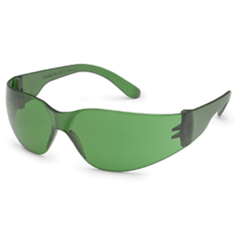 Gateway StarLite Safety Glasses- IR Shade 3.0 Lens Color Green 10/Box