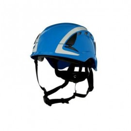 3M™ SecureFit™ Safety Helmet, X5003VX-ANSI,  Blue, vented (Case of 4)
