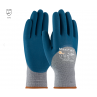 PIP ATG 34-9025 MaxiFlex Comfort Gloves - 3/4 Coat Nitrile Micro-Foam - Cobalt Blue Color (1 DZ)