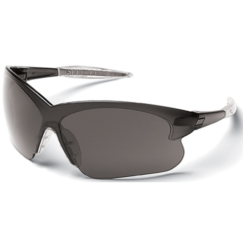 MCR Deuce Safety Glasses  1236 Mirror Lens