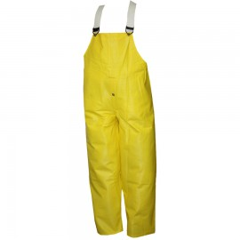Tingley O31107.SM Webdri Overall Yellow Snap Fly Front