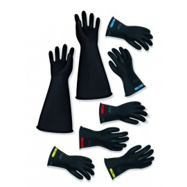 "16"" Rubber Insulated Gloves, Enviro Safety Products, envirosafetyproducts"