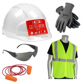 PIP Go To Work Kit L/XL Safety Vest