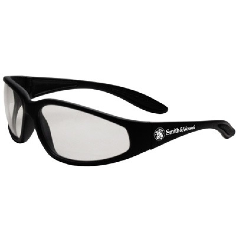 Jackson Safety Smith and Wesson 38 Special Safety Glasses with Clear Lens 12 Pairs