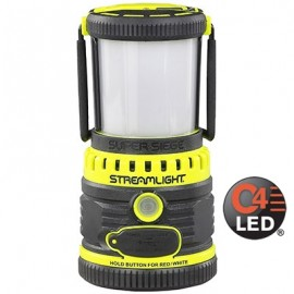 Streamlight  44945 Super Siege 120V AC - Yellow (1 EA)