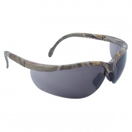 Radians Journey Smoke Realtree Camo Frame Safety Glasses Camo 12 PR/Box