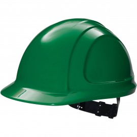 Honeywell North Zone Hard Hat N10040000  Green Quick Fit Style (Cap and Suspension Assembly) 12/Case