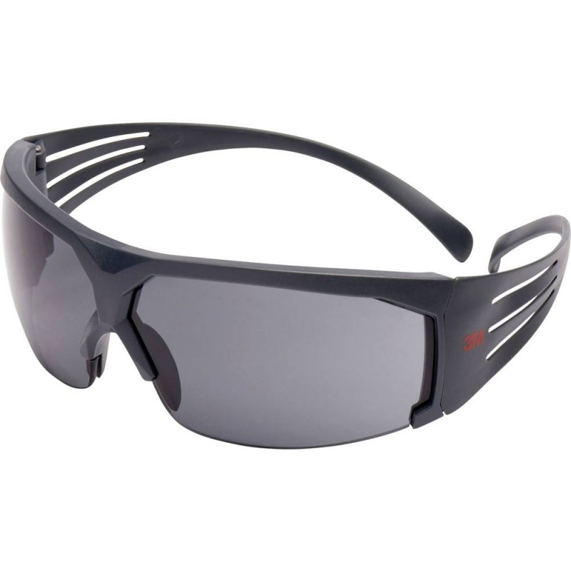 586fdac3d1e More Views. 3M SecureFit Protective Eyewear SF602SGAF Gray Scotchgard Anti- fog ...