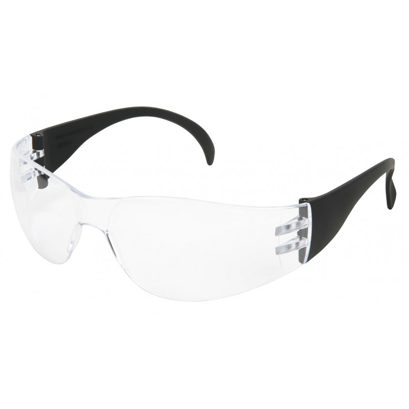 MCR Crews CT 931 Clear Lens Safety Glasses 12 Pairs