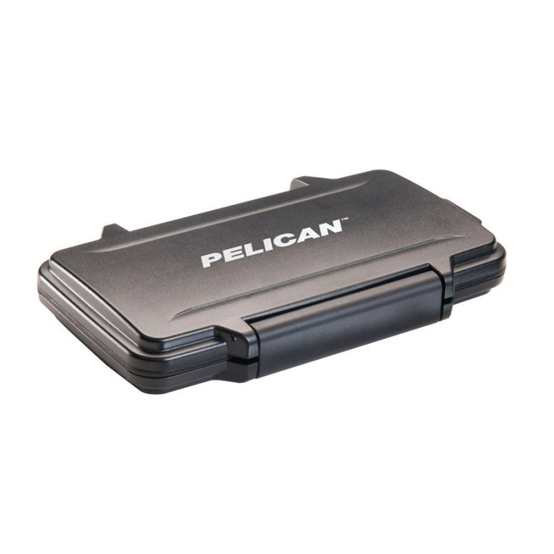 Pelican 0945 Memory Card memory cards Case - Black - Enviro Safety Products, envirosafetyproducts.com