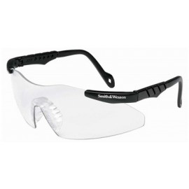 Jackson Safety Smith and Wesson Magnum Safety Glasses with Clear Anti-Fog Lens 12 Pairs