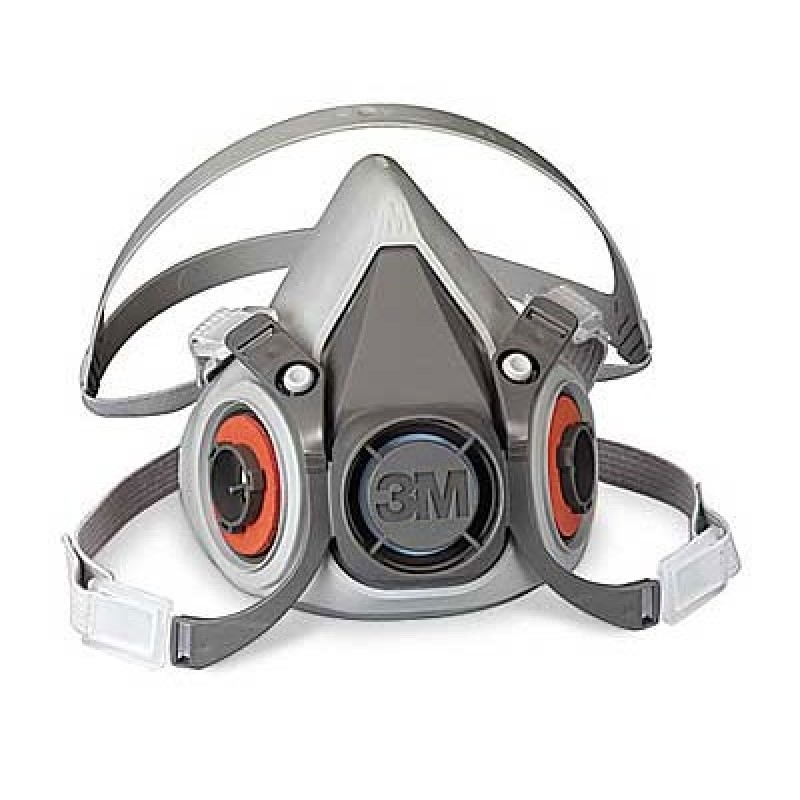 3M™ 6100 Half Face Reusable Respirator - Small