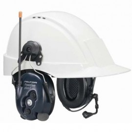 3M™ PELTOR™ PowerCom Plus II 2-Way Radio Headset - Hard Hat Mount Model