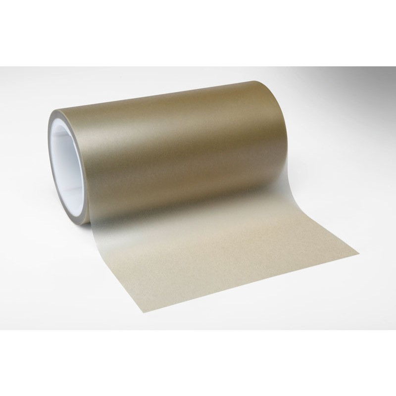 3M™ Diamond Lapping Film 663X, 60.0 Micron Roll, 8 in x 50 ft x 3 in ASO, 1/Case