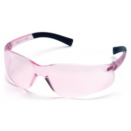 Pyramex Safety - Mini Ztek - Pink Frame/Pink Lens Polycarbonate Safety Glasses - 12 / BX