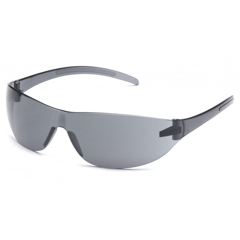 Pyramex Safety - Alair - Gray Frame/Gray-Hardcoated Lens Polycarbonate Safety Glasses - 12 / BX