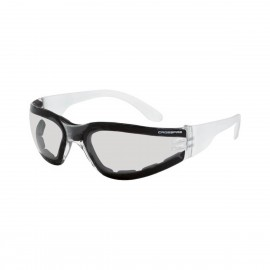 Radians Shield Indoor/Outdoor AntiFog Clear Safety Glasses Clear 12 PR/Box