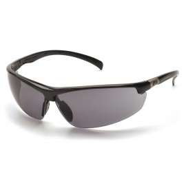 Pyramex  Forum  Black Frame/Gray Lens  Safety Glasses  12/BX