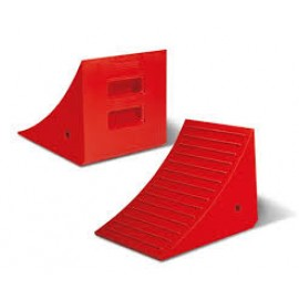 Checkers Urethane Wheel Chock-1200 Series