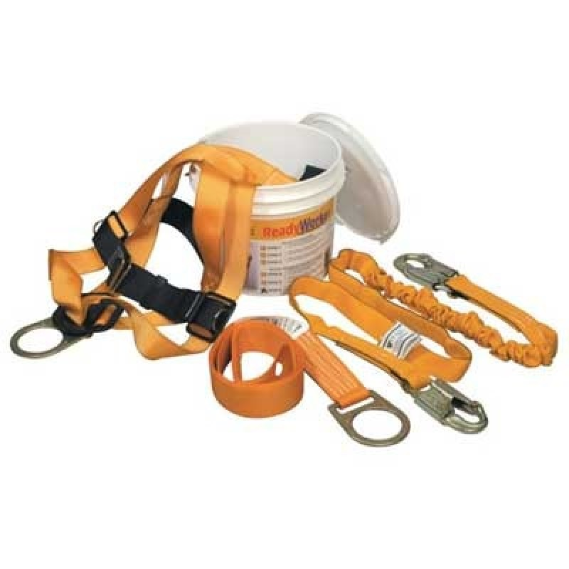Titan Readyroofer Fall Protection System W 50 Rope