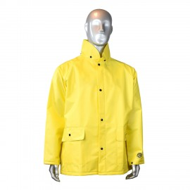 Radians DriRad .28 Durable Rainwear Jacket Yellow Color (1 Each)