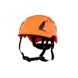 3M™ SecureFit™ Safety Helmet, X5007V-ANSI,  Orange, vented (Case of 10)