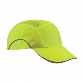 JSP 282-ABR170-LY HardCap A1+ Low-Profile Bump Cap  (20/ Case)
