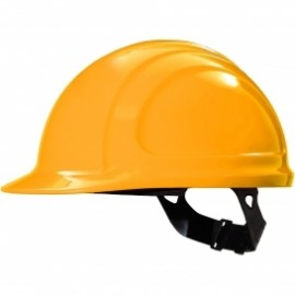 Honeywell North Zone Hard Hat N10460000  Hi-Viz Strong Orange Quick Fit Style (Cap and Suspension Assembly) 12/Case