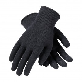 Seamless Knit Merino Wool Glove - 13 Gauge (LARGE) 12 Pairs
