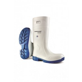Dunlop FoodPro Omega/EH Boots Polyurethane Size White Color - 1 PR
