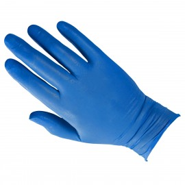 Kimberly Clark Kleenguard G10 Artic Blue Nitrile Gloves 200/Box