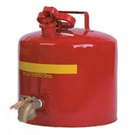 Eagle 5 Gallon Safety Can with Faucet