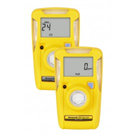 Honeywell BW Clip Real Time 2-Year Detectors BWC2R-M25100 Carbon monoxide (CO) 25 ppm 100 ppm 5 ppm 200 ppm 0-300 ppm