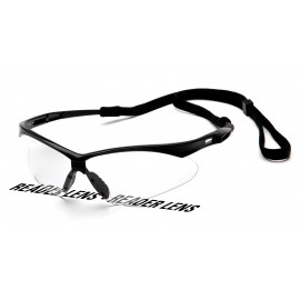 Black Frame/Clear +1.5 Reader Lens With Black Cord (1 Box of 6)
