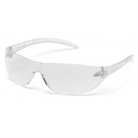 Pyramex Alair Clear Frame/Clear-Hardcoated Lens 12/BX