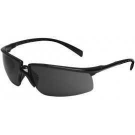 LE300 Patrol Series Safety Glasses with Gray Anti-Fog Lens