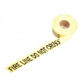 Barricade Tape - FIRE LINE DO NOT CROSS