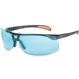 Uvex Protege Safety Glasses with SCT Blue Lens