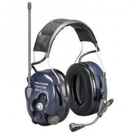PowerCom Plus II 2-Way Radio Headset - Headband Model